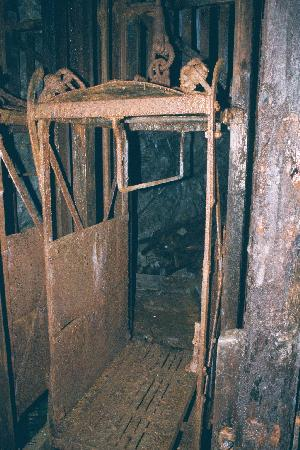 Bwlch Glas Lead Amp Zinc Mine Underground